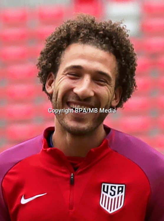 Concacaf- World Cup Fifa Russia 2018 Qualifyer - <br /> USA Soccer National Team - <br /> Fabian Johnson