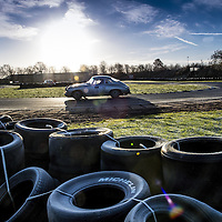 Car 12 Jon Miles / Andy Elcomb - Porsche 356B