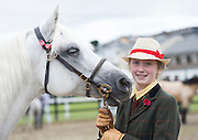 18/08/2016 repro free Camilla Coyne and KnockFada Kimberley at the 93rd annual Connemara Pony show in Clifden Co. Galway. Photo:Andrew Downes, XPOSURE