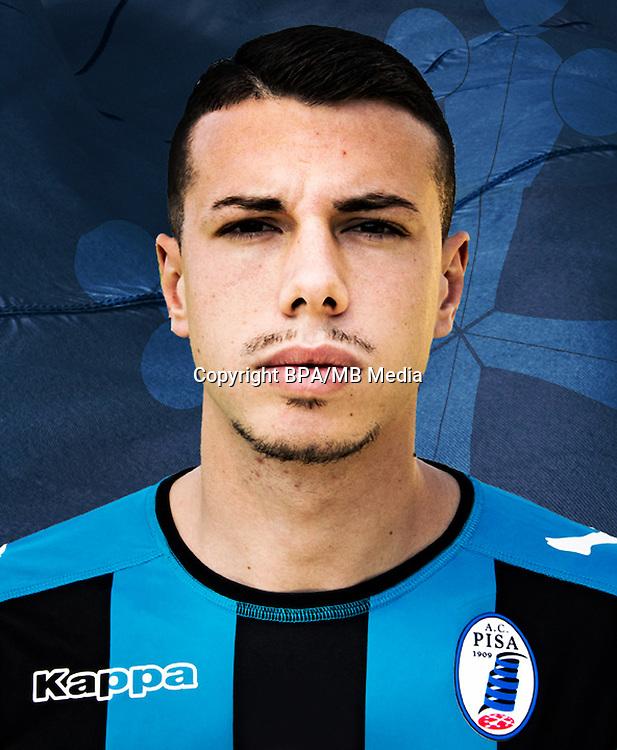 Italian League Serie B -2016-2017 / <br /> ( A.C. Pisa 1909 ) - <br /> Massimiliano Gatto