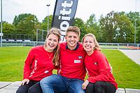 AMSTERDAM -  team Sportways.   Deloitte Students Hockey Trophy .     COPYRIGHT KOEN SUYK