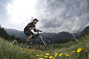 Quality mountain biking is to be found in the small Italian resort of Livigno near the Swiss border. The venue boasts many trails and a downhill course served by chairlifts.