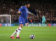 Reece James of Chelsea during the UEFA Champions League, round of 16, 1st leg football match between Chelsea and Bayern Munich on February 25, 2020 at Stamford Bridge stadium in London, England - Photo Juan Soliz / ProSportsImages / DPPI
