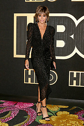September 17, 2018 - West Hollywood, CA, USA - LOS ANGELES - SEP 17:  Lisa Rinna at the HBO Emmy After Party - 2018 at the Pacific Design Center on September 17, 2018 in West Hollywood, CA  (Credit Image: © Kathy Hutchins via ZUMA Wire)