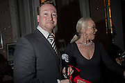 SCOTTIE VINCENT; SHIRLEY EATON, Cocktails with Marilyn, viewing of photographs of Marilyn Monroe by Bert Stern, Eve Arnold, Douglas Kirkland, and Frank Worth presented by Zebra One Gallery. The Langham, London.