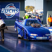 Alistair McClure - 2638 - Hillbilly Delux - Chevrolet Camaro Funny Car - Top Competition (BB/FCA)