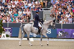 Svennerstal Ludwig, SWE, El Kazir SP<br /> European Championship Eventing<br /> Luhmuhlen 2019<br /> © Hippo Foto - Dirk Caremans