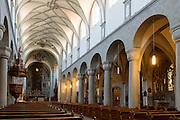 Münster innen, Konstanz, Bodensee, Baden-Württemberg, Deutschland