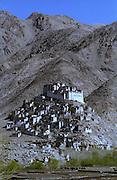 Chemrey Monastry - Ladakh India 2006