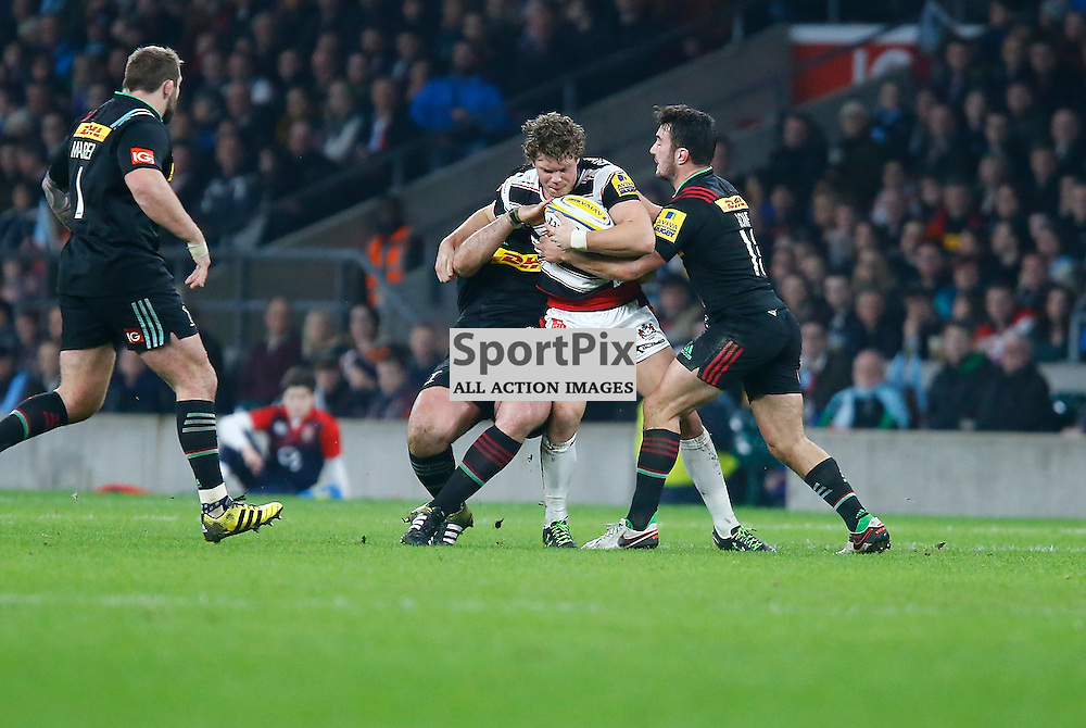 Twickenham Stadium, London. Big Game 8. Harlequins V Gloucester (c) Matt Bristow | SportPix.org.uk