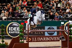 Hassmann Felix, GER, SL Brazonado<br /> Leipzig - Partner Pferd 2018<br /> CSI-W 5* IDEE Kafee Preis    <br /> © Hippo Foto - Stefan Lafrentz<br /> 19/01/2018