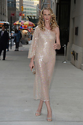 September 9, 2017 - New York, NY, USA - September 8, 2017 New York City..Anne Vyalitsyna attending the Daily Front Row's Fashion Media Awards at Four Seasons Hotel New York Downtown on September 8, 2017 in New York City. (Credit Image: © Kristin Callahan/Ace Pictures via ZUMA Press)