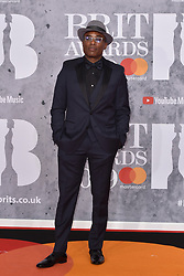 February 20, 2019 - London, United Kingdom of Great Britain and Northern Ireland - Alexis Ffrench arriving at The BRIT Awards 2019 at The O2 Arena on February 20, 2019 in London, England  (Credit Image: © Famous/Ace Pictures via ZUMA Press)