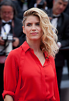 Alice Taglioni at the Opening Ceremony and Everybody Knows (Todos Lo Saben) gala screening at the 71st Cannes Film Festival Tuesday 8th May 2018, Cannes, France. Photo credit: Doreen Kennedy