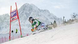 28.12.2013, Hochstein, Lienz, AUT, FIS Weltcup Ski Alpin, Lienz, Riesentorlauf, Damen, 1. Durchgang, im Bild Susanne Weinbuchner (GER) // during the 1st run of ladies giant slalom Lienz FIS Ski Alpine World Cup at Hochstein in Lienz, Austria on 2013-12-28, EXPA Pictures © 2013 PhotoCredit: EXPA/ Michael Gruber