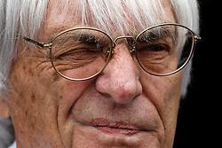 Motorsports / Formula 1: World Championship 2010, GP of Brazil, Bernie Ecclestone