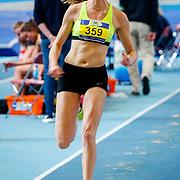 NLD/Apeldoorn/20180217 - NK Indoor Athletiek 2018, verspringen dames, Natalie Puper