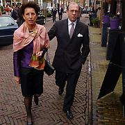 Mattheus Passion 2004 Naarden, CvK Noord Holland Harry Borghouts en vrouw
