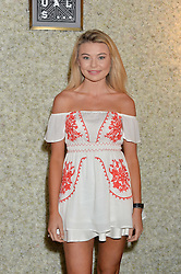 GEORGIA TOFFOLO at the launch of the new Rituals store at 29 James Street, Covent Garden, London on 1st September 2016.