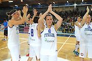 22-06-2014 RAGUSA QUALIFICAZIONE EUROPI DONNE ITALIA PORTOGALLO<br /> NELLA FOTO: Chiara PASTORE<br /> CIAMILLO