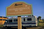 """old"" stage coach? Santa Ynez, Santa Barbara County, California"
