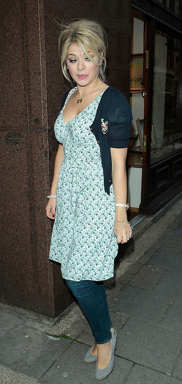 18.MAY.2010 LONDON<br /> <br /> HOLLY WILLOUGHBY ARRIVING AT A GALLERY LAUNCH IN LONDON.<br /> <br /> BYLINE MUST READ: EDBIMAGEARCHIVE.COM<br /> <br /> *THIS IMAGE IS STRICTLY FOR UK NEWSPAPERS AND MAGAZINES ONLY*<br /> *FOR WORLDWIDE SALES AND WEB USE PLEASE CONTACT EDBIMAGEARCHIVE - 0208 954 5968*