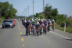 Coryn Rivera at Amgen Breakaway from Heart Disease Women's Race empowered with SRAM (Tour of California) - Stage 3. A 118km road race from Elk Grove to Sacramento, USA on 13th May 2017.
