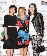 27/9/14***NO REPRO FEE*** Pictured is  27/9/14***NO REPRO FEE*** Pictured is as Dublin's ladies turn out for a fashionable Cocktail Evening in aid of the Caroline Foundation Pic: Marc O'Sullivan  Friday 26th September: Last night saw a slice of high-end NY style hit Dublin, arriving at The Four Seasons.  Stylish ladies turned out in force to support the event and to mark the start of Breast Cancer Awareness month. The fundraiser, which was a sell-out was the brainchild of Paula McClean a breast cancer survivor and tireless fundraiser. Combining her love of fashion and a good party, the first Cocktail Club Event was born. With a great night of style, fun and raising a lot of money for cancer research, it is no wonder it was a sell- out.  The lucky ladies were treated to a special fashion Show by Brown Thomas who show cased their designers in a salon style. The show featured a selection of key looks mirroring trends from the international runways. The mood for AW14 is easy, elegant, casual and chic. New labels to love include Jenny Packham, Valentino, Osman, Brunello Cucinelli and Moschino. Curated by the affable Michelle Curtain, the clothes were a show-stopper. In keeping with the era of the collection, the evening had a distinctive New York retro theme. Signature 'Original' cocktails from The Four Seasons, featuring Tanqueray London Dry Gin and Ketel-One with the trademark Copper Kettle serve, were the order of the day with eclectic tunes from club DJ Dom to keep the party going. All the lucky ladies went home with a luxury La Bougie Candle. The inaugural Cocktail Club in aid of the Caroline Foundation is the brainchild of Paula McClean a breast cancer survivor and tireless fundraiser. Commenting on the evening, 'Breast Cancer and the Caroline Foundation are very close to my heart and combining this with my love of fashion and a good party, we came up with the first Cocktail Club. We are looking forward to a great night of style, fun and raising a lot of mone