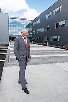 Martin Murphy, Managing Director of HP Ireland at the official opening of HP's new Innovation Centre in Ballybrit, Co. Galway.  Photo:Andrew Downes