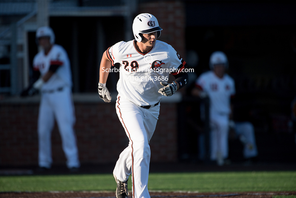 2017 Campbell University Baseball vs Virginia Tech Photo By Bennett Scarborough