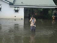 Covering the 1000-year flood