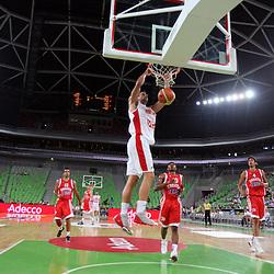 20110806: SLO, Basketball - Adecco Cup, Croatia vs Montenegro