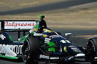 Sebastien Bourdais, Sonoma Raceway, Sonoma, CA USA 8/24/2014