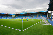General view of Hillsborough during the EFL Sky Bet Championship match between Sheffield Wednesday and West Bromwich Albion at Hillsborough, Sheffield, England on 1 July 2020.