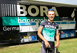 Rafal Majka of Bora Hansgrohe one day prior to the 25th Tour de Slovenie 2018 cycling race, on June 12, 2018 in Hotel Livada, Moravske Toplice, Slovenia. Photo by Vid Ponikvar / Sportida