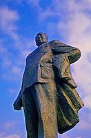 Statue of Mao Zedong, Huangpu Park, Shanghai, China