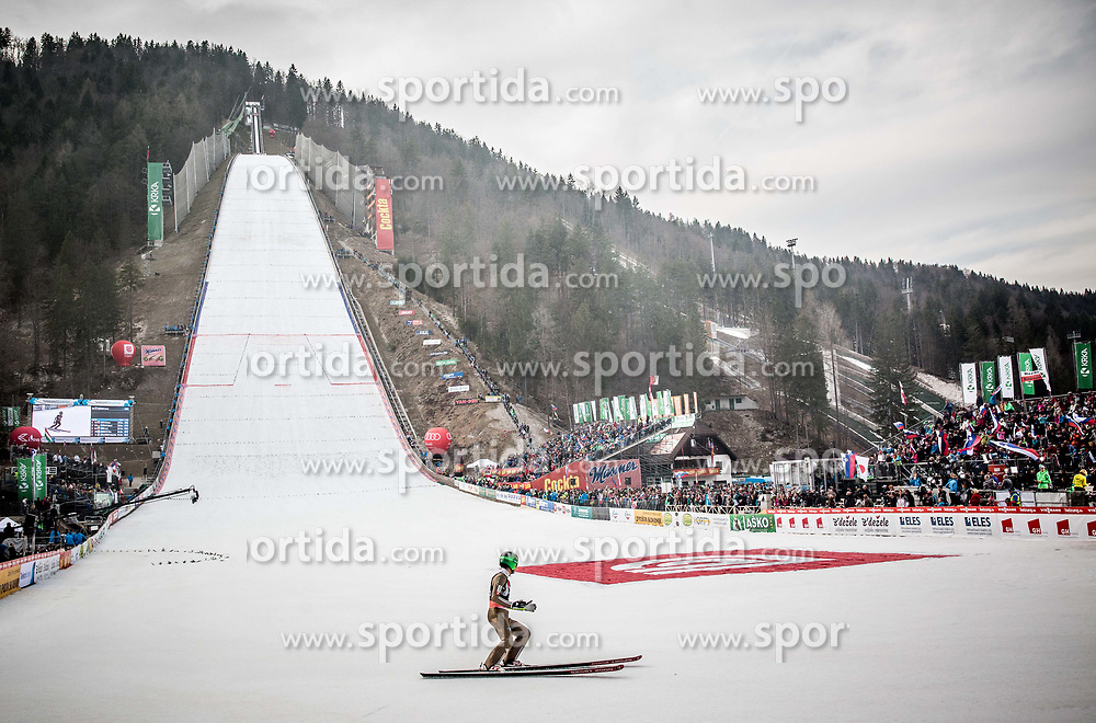 Jernej Damjan of Slovenia during the Ski Flying Hill Individual Competition on Day Two of FIS Ski Jumping World Cup Final 2017, on March 24, 2017 in Planica, Slovenia. Photo by Vid Ponikvar / Sportida