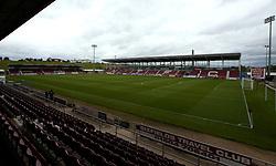 Sixfields Stadium home of Northampton Town - Mandatory by-line: Robbie Stephenson/JMP - 07/10/2017 - FOOTBALL - Sixfields Stadium - Northampton, England - Northampton Town v Bristol Rovers - Sky Bet League One