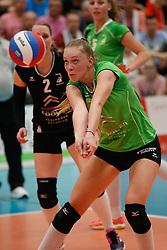 20180509 NED: Eredivisie Coolen Alterno - Sliedrecht Sport, Apeldoorn<br />Kirsten Wessels (7) of Coolen Alterno<br />©2018-FotoHoogendoorn.nl