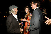 CHRIS BRENNER; MILLA JOVAVICH; PAUL ANDERSON; ; Rodarte Poolside party to show their latest collection. Hosted by Kate and Laura Muleavy, Alex de Betak and Katherine Ross.  Chateau Marmont. West  Sunset  Boulevard. Los Angeles. 21 February 2009 *** Local Caption *** -DO NOT ARCHIVE -Copyright Photograph by Dafydd Jones. 248 Clapham Rd. London SW9 0PZ. Tel 0207 820 0771. www.dafjones.com<br /> CHRIS BRENNER; MILLA JOVAVICH; PAUL ANDERSON; ; Rodarte Poolside party to show their latest collection. Hosted by Kate and Laura Muleavy, Alex de Betak and Katherine Ross.  Chateau Marmont. West  Sunset  Boulevard. Los Angeles. 21 February 2009