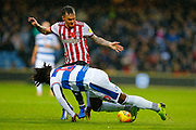QPR10\ & Brentford's Midfielder Josh McEachran  during the EFL Sky Bet Championship match between Queens Park Rangers and Brentford at the Loftus Road Stadium, London, England on 10 November 2018.
