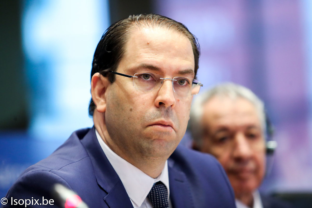 AFET committee meeting.<br /> - Exchange of views with Youssef Chahed, Prime Minister of Tunisia<br /> <br /> - Exchange of views with Nizar Khairallah, Deputy Foreign Minister of Iraq