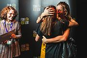 Competitie voor beste Belgische kortfilm - uitreiking award