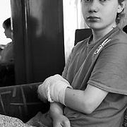Vitaly 18 anni, Anemia aplastica severa.