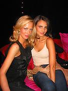 Victoria's Secret Model Rachel & Fernanda Tavares<br />Victoria's Secret Post Show Party<br />The Armory<br />New York, NY, USA<br />Thursday, November 14, 2002<br />Photo By Celebrityvibe.com