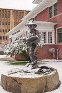 Cheyenne Art Sculptures