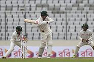 Bangladesh v Australia - 1st Test: Day 2 - 28 Aug 2017
