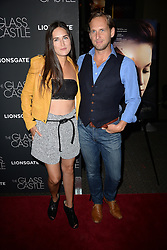 August 9, 2017 - New York, NY, USA - August 9, 2017  New York City..Jessica Ciencin Henriquez, Josh Lucas attending 'The Glass Castle' film premiere on August 9, 2017 in New York City. (Credit Image: © Kristin Callahan/Ace Pictures via ZUMA Press)