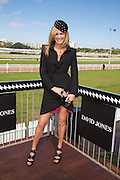 David Jones Australian Derby Day 2010 , Sydney-Australia.Paul Lovelace Photography.Charlotte Dawson.[Total 69 Images].[Non Exclusive] . An instant sale option is available where a price can be agreed on image useage size. Please contact me if this option is preferred.