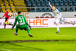 Martin Milec of NK Maribor during Football match between NK Celje and NK Maribor in 33th Round of Prva liga Telekom Slovenije 2018/19, on May 15th, 2019, in Stadium Celje, Slovenia. Photo by Grega Valancic / Sportida